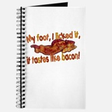 Tastes like bacon Journal