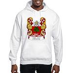 Oliveira Family Crest Hooded Sweatshirt