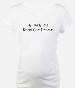 My Daddy is a Race Car Driver Shirt