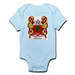 Oliveira Family Crest Infant Creeper