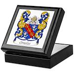 Ornelas Family Crest Keepsake Box