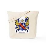 Ornelas Family Crest Tote Bag