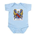 Ornelas Family Crest Infant Creeper