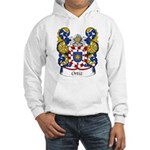 Ortiz Family Crest Hooded Sweatshirt