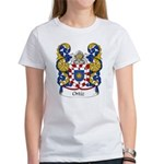 Ortiz Family Crest Women's T-Shirt