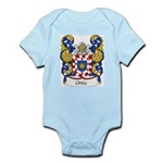 Ortiz Family Crest Infant Creeper