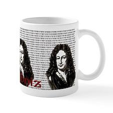 Leibniz Small Mug