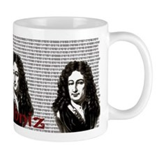 Leibniz Small Mugs