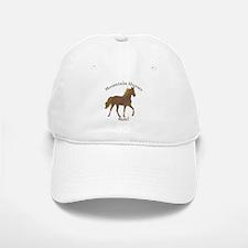 Mountain Horses Rule! Baseball Baseball Cap