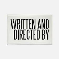 Screenwriter / Director Rectangle Magnet