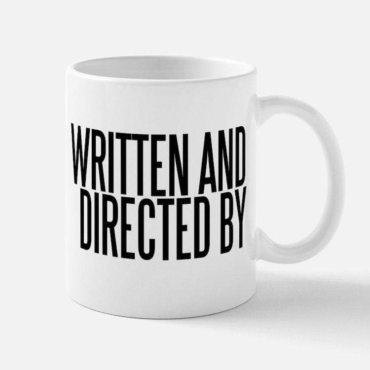 Screenwriter / Director Mug