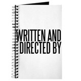 Filmmaker Journals & Spiral Notebooks