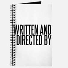 Screenwriter / Director Journal