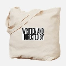 Screenwriter / Director Tote Bag