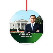 Achievement Ornament (Round)