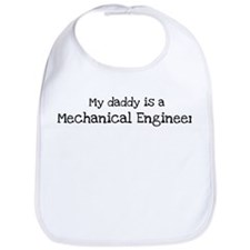 My Daddy is a Mechanical Engi Bib
