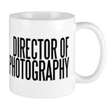 Director of Photography Mug