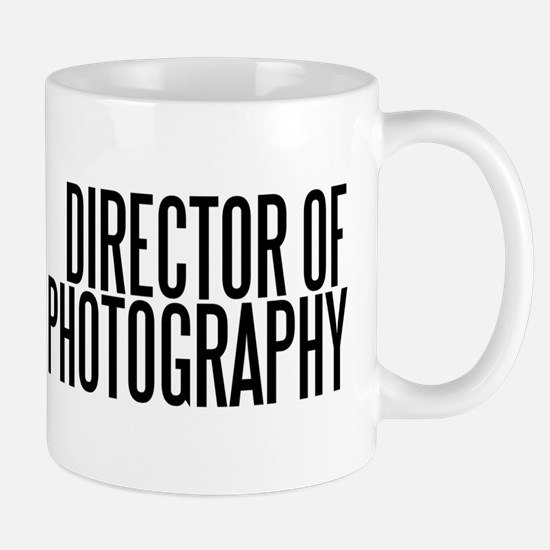 Director of Photography Mug