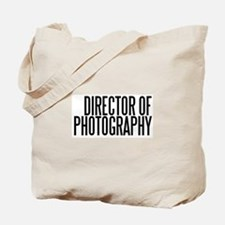 Director of Photography Tote Bag