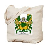 Palma Family Crest Tote Bag