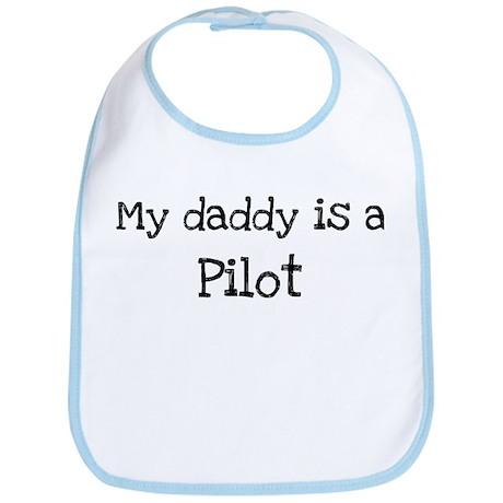 My Daddy is a Pilot Bib