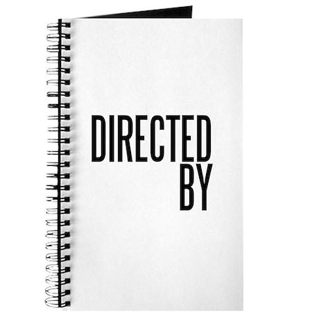 Film Director Journal