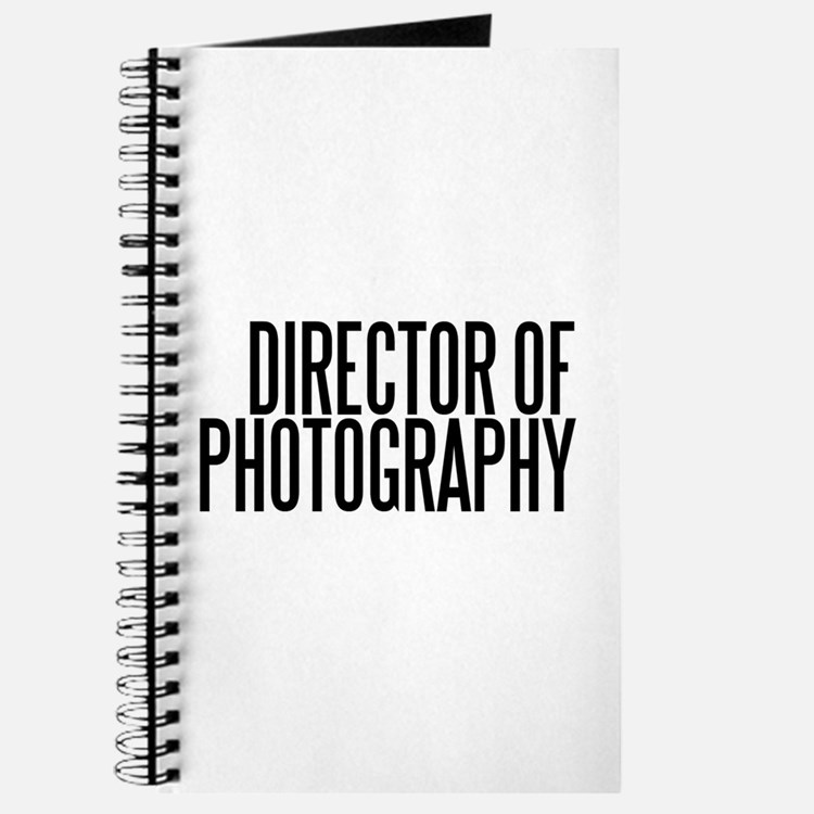 Director of Photography Journal