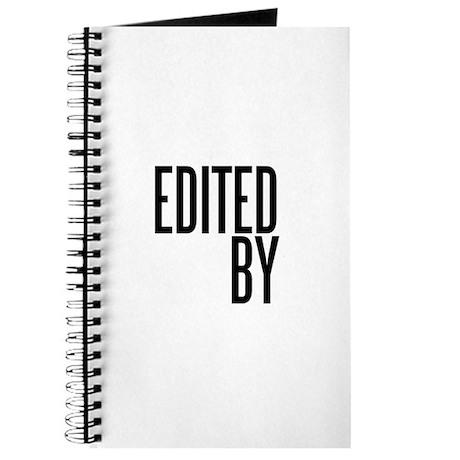 Film & Video Editor Journal