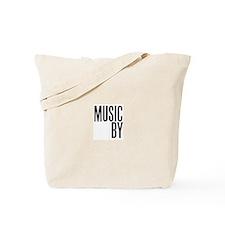 Movie Music Composer Tote Bag