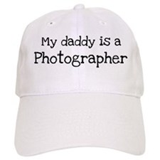My Daddy is a Photographer Baseball Cap