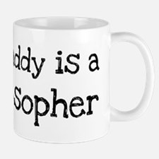 My Daddy is a Philosopher Mug