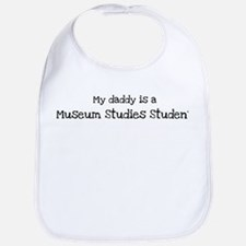 My Daddy is a Museum Studies Bib