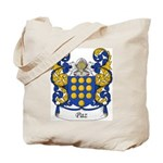 Paz Family Crest Tote Bag