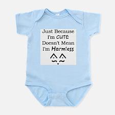 Not Harmless Infant Bodysuit