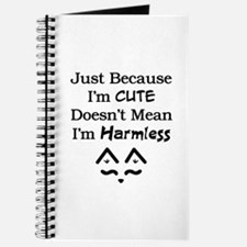 Not Harmless Journal
