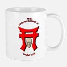 187th Airborne Unit Combat Te Mugs