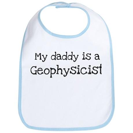 My Daddy is a Geophysicist Bib