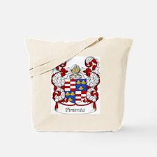 Pimenta Family Crest Tote Bag