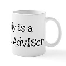 My Daddy is a Financial Advis Mug