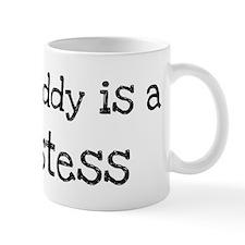 My Daddy is a Hostess Mug