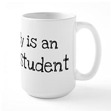 My Daddy is a English Student Mug