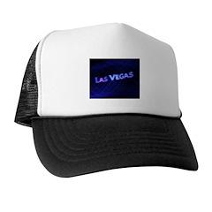 Las Vegas Neon Trucker Hat