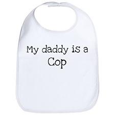 My Daddy is a Cop Bib
