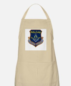 Valley Masonic Lodge Custom BBQ Apron