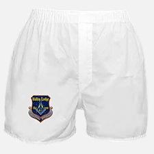Valley Masonic Lodge Custom Boxer Shorts