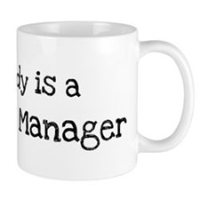 My Daddy is a Database Manage Mug