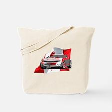 Canadian Muscle Camaro Tote Bag