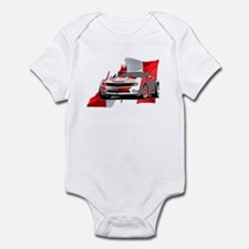 Canadian Muscle Camaro Infant Bodysuit