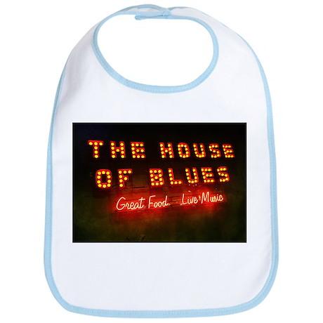 House of Blues Bib