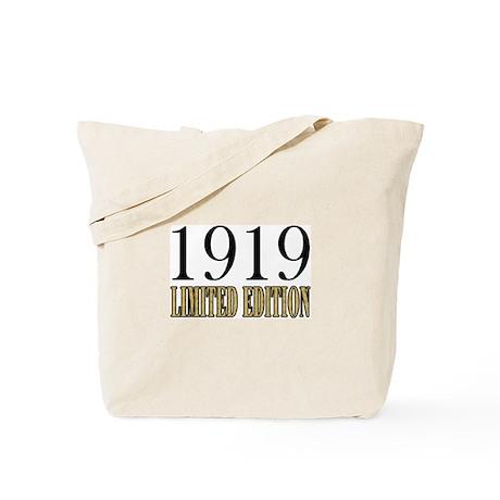 1919 Tote Bag